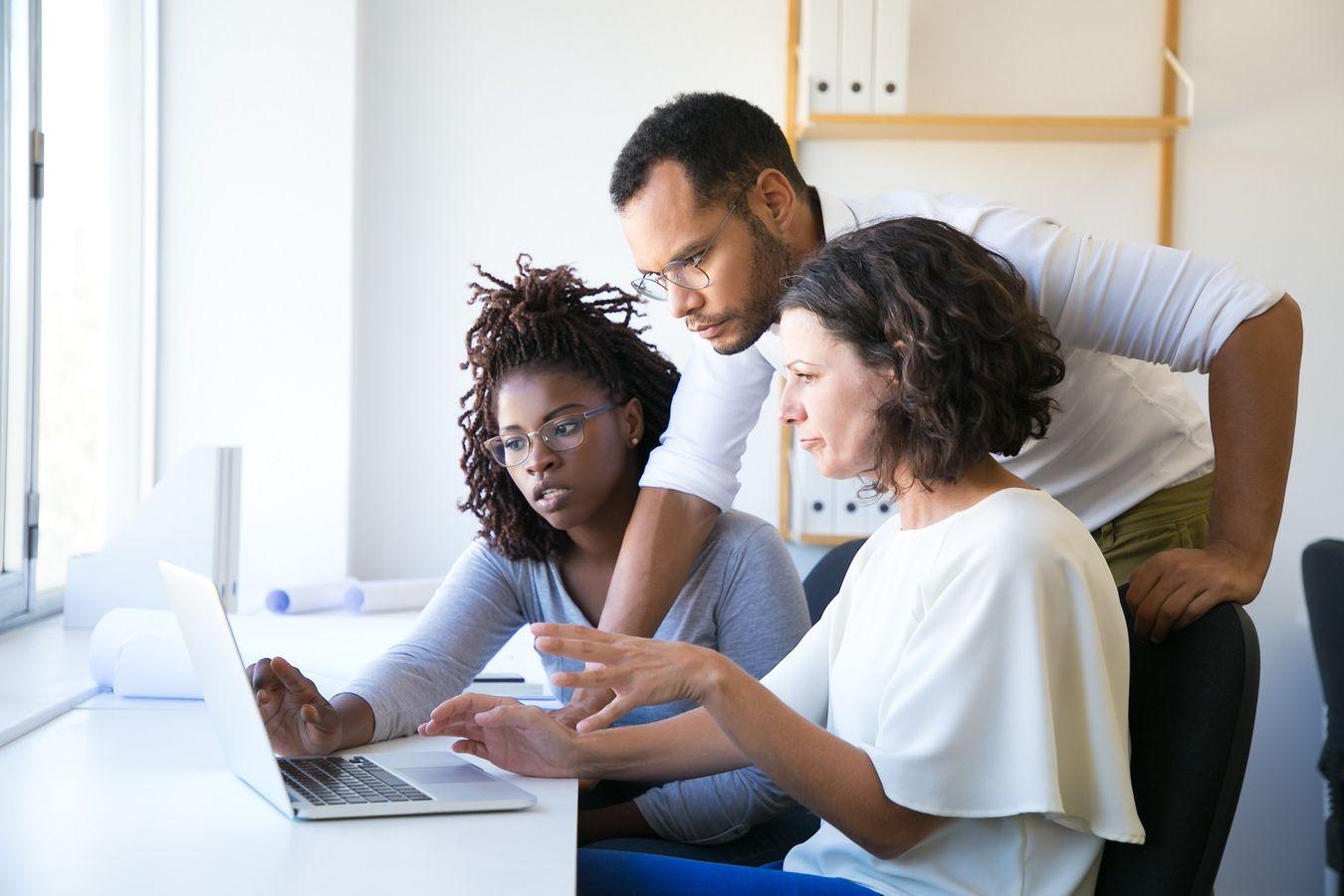 [Temps d'échanges] sur l'Inclusion numérique pour les agents : Venez débattre et parler de vos différentes approches