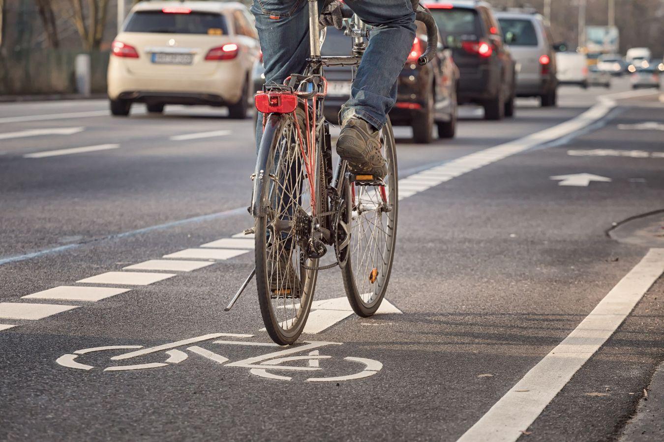 Déconfinement et aménagements cyclables temporaires dans les Hauts-de-Seine