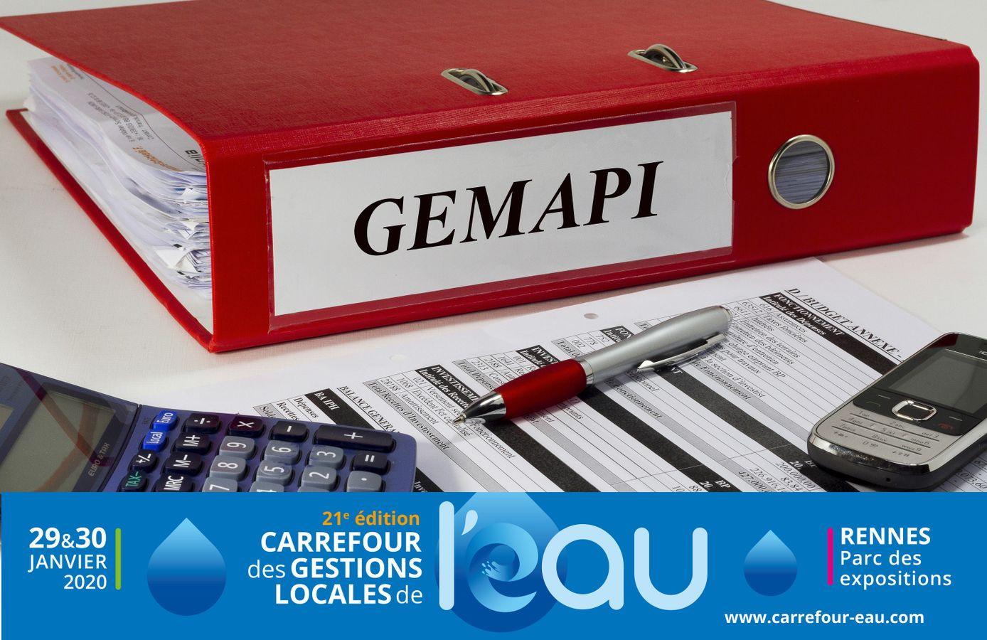 [CGLE21] GEMAPI, An 0 + 2 ans. Quels enjeux pour les futurs exécutifs ?