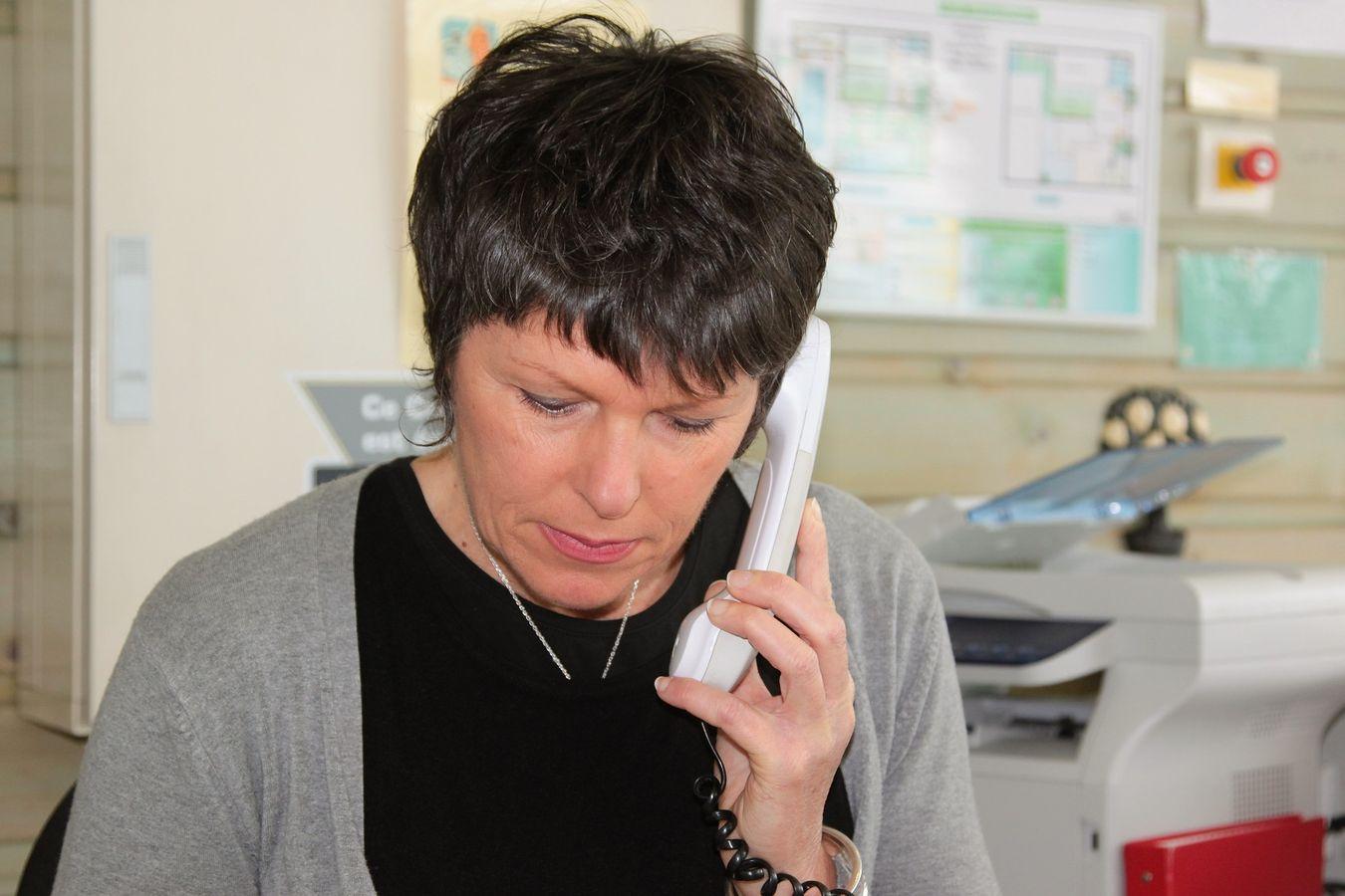 Au CD35, un accueil téléphonique social lutte contre les précarités et l'exclusion