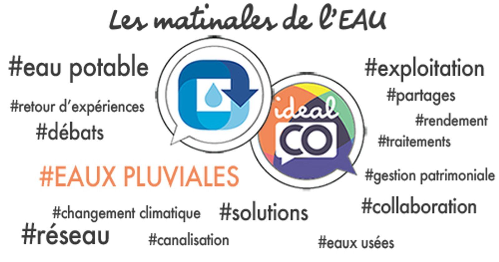 #LMDE - Gestion des eaux pluviales : quelles solutions pour dépolluer, si besoin, les eaux de ruissellement