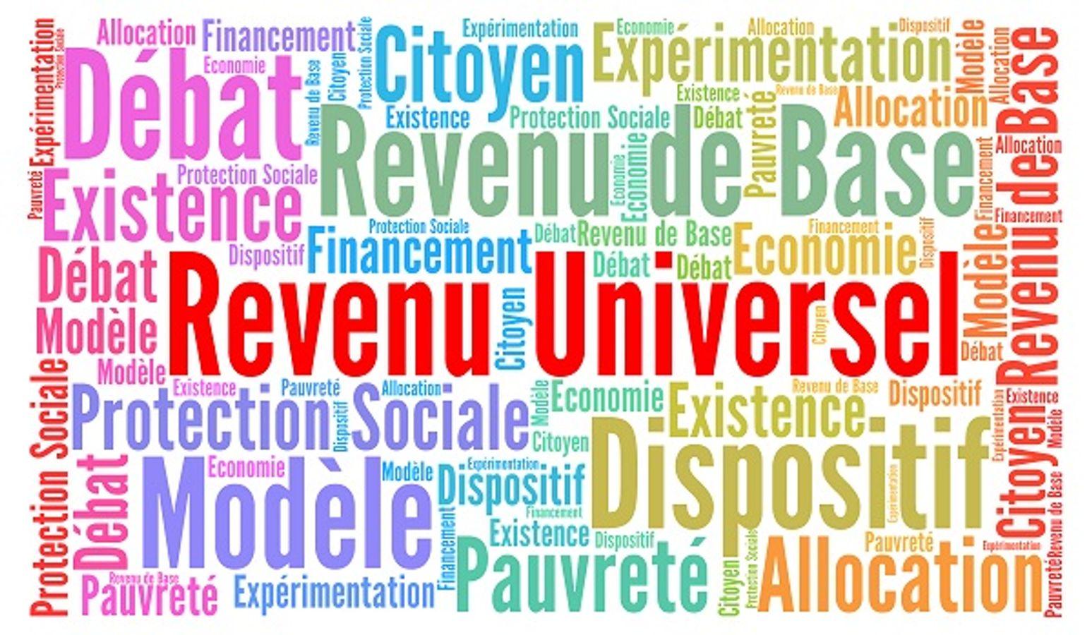 Revenu universel: enjeux et perspectives d'une réforme des politiques sociales