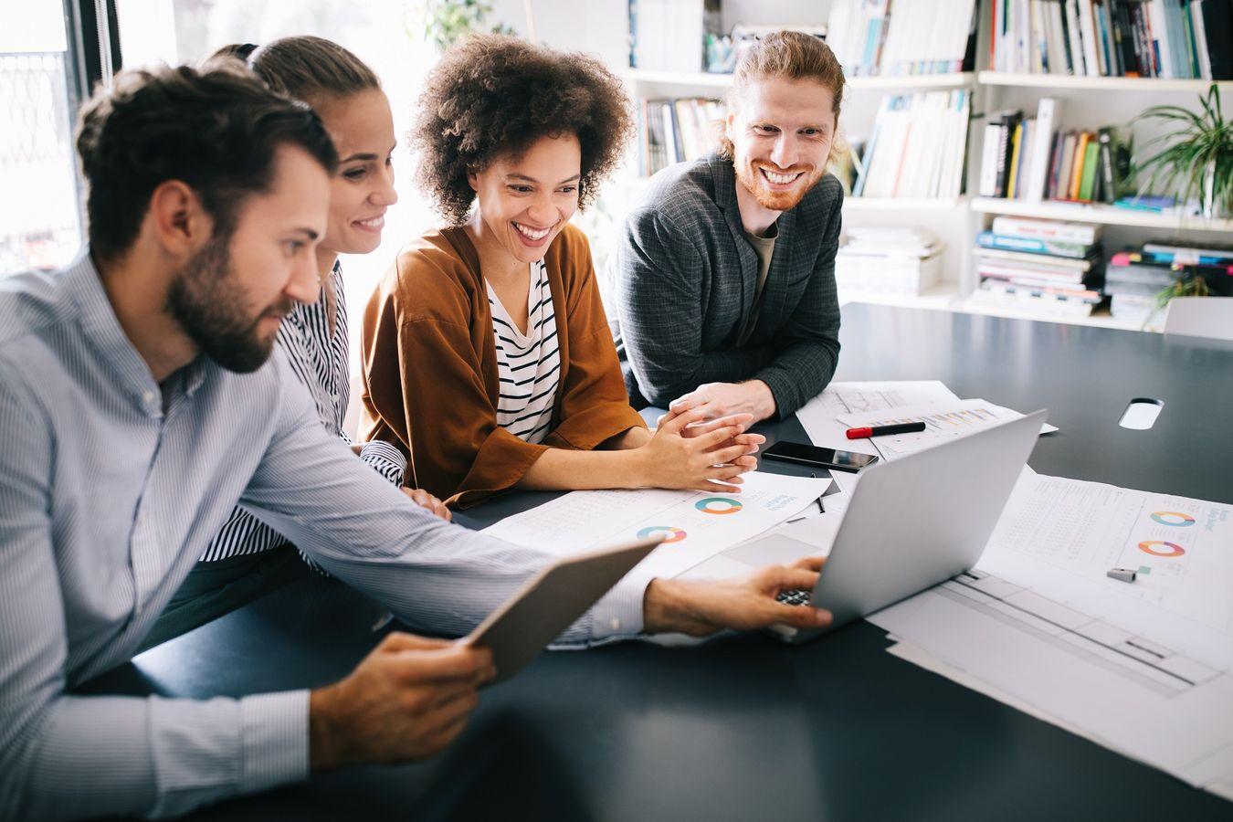 Dématérialisation : les clés pour réussir le nouvel espace digital des agents et des managers par SERDA