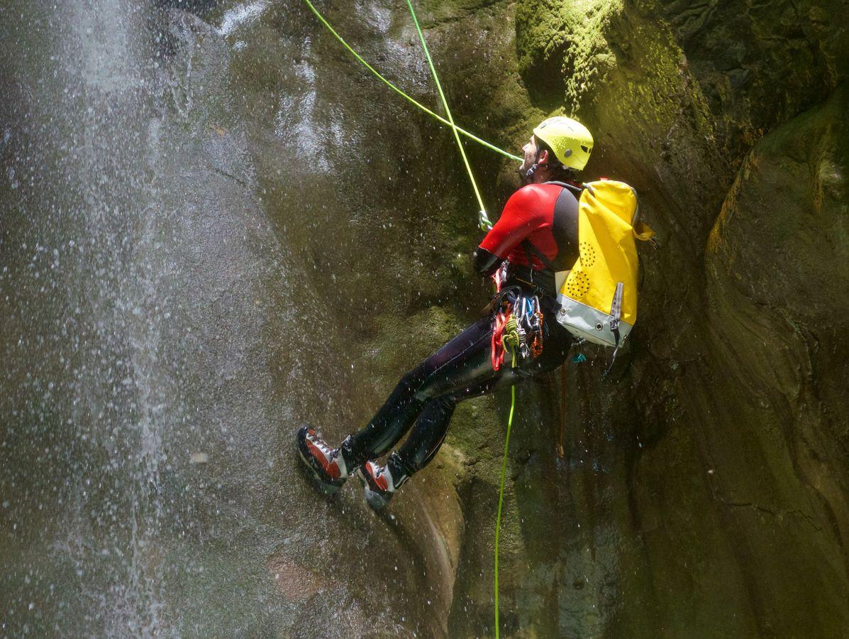 Evolution de la pratique du canyoning : quels nouveaux enjeux pour les collectivités ?