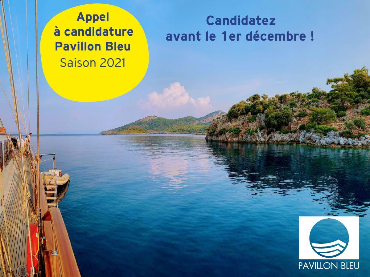 Appel à candidature pavillon bleu : comment construire un projet environnemental intégrant plaisanciers et grand public ?