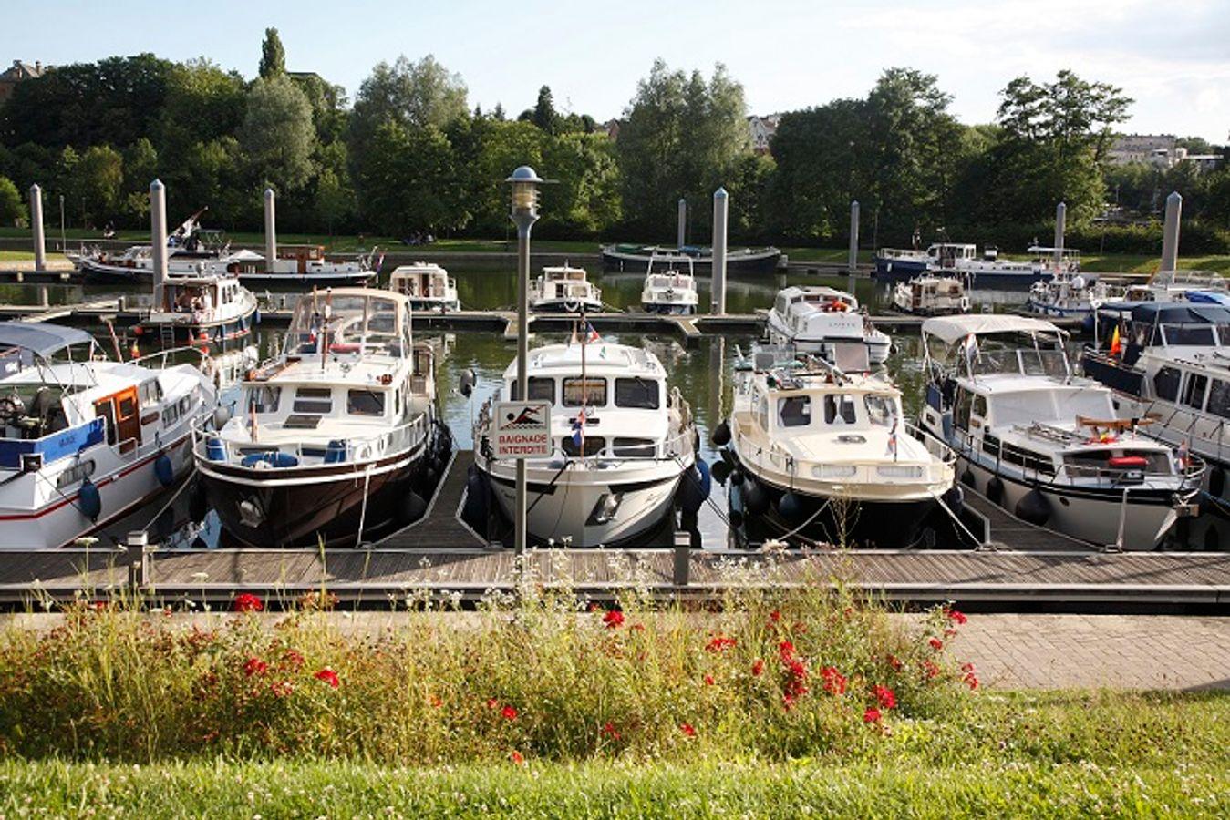 Les infrastructures de demain du tourisme fluvial