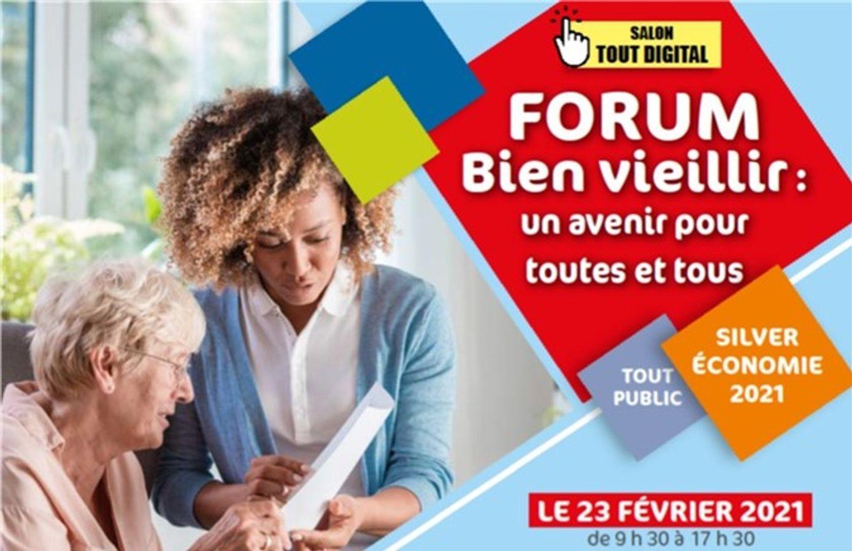 Le Forum bien vieillir : Un avenir pour Toutes et Tous