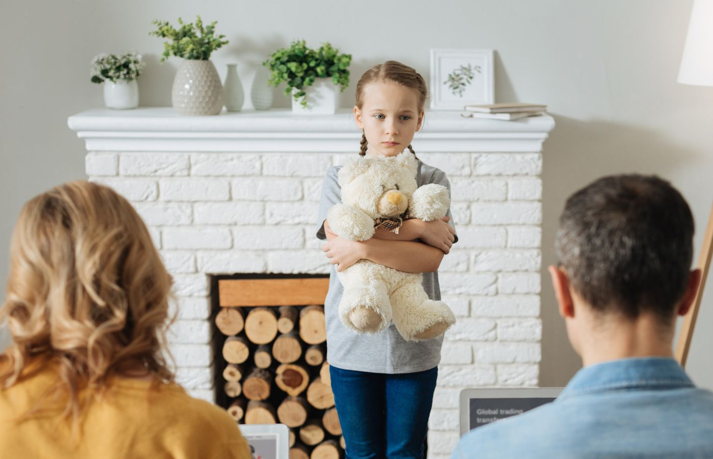 Le travail avec les parents en protection de l'enfance : le balancier