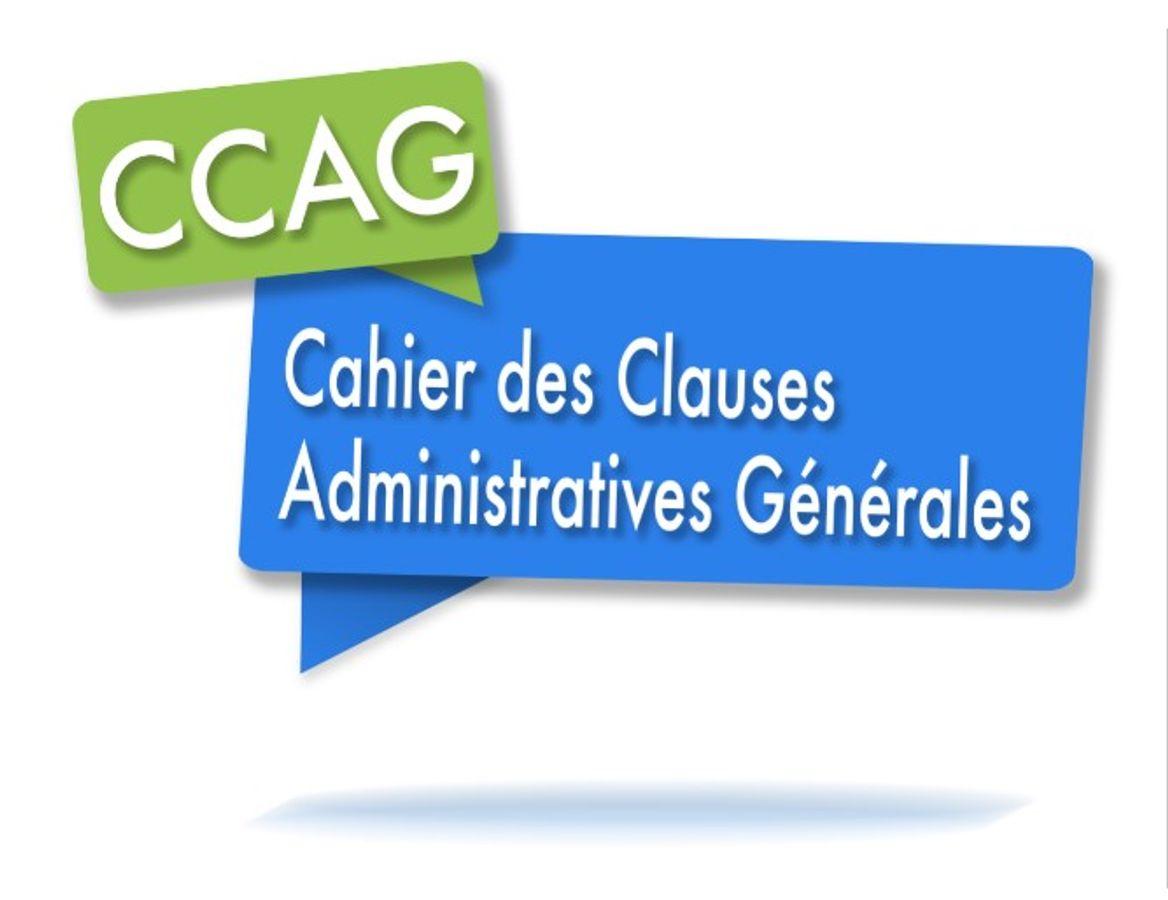 Les CCAG font peau neuve au 1er avril 2021