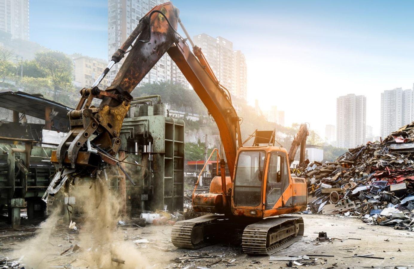 Le label 2EC pour prévenir et gérer les déchets du BTP dans une économie circulaire