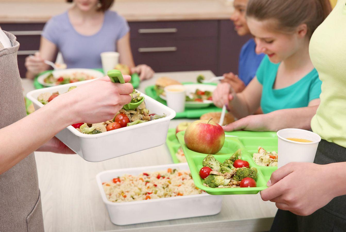 Construire un système alimentaire durable en restauration scolaire