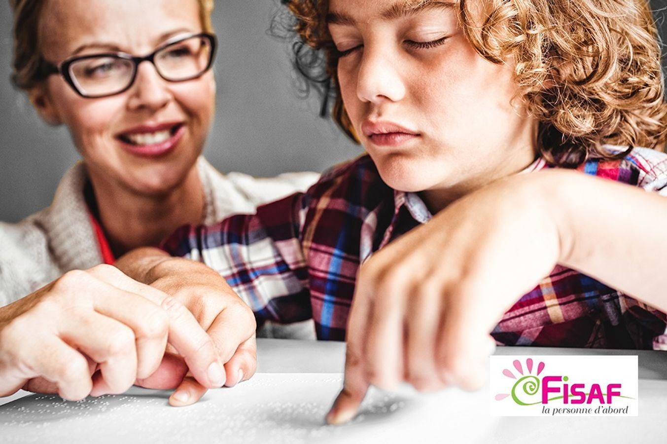 Rencontre d'échanges de pratiques professionnelles pour les enfants et les adultes Déficients visuels