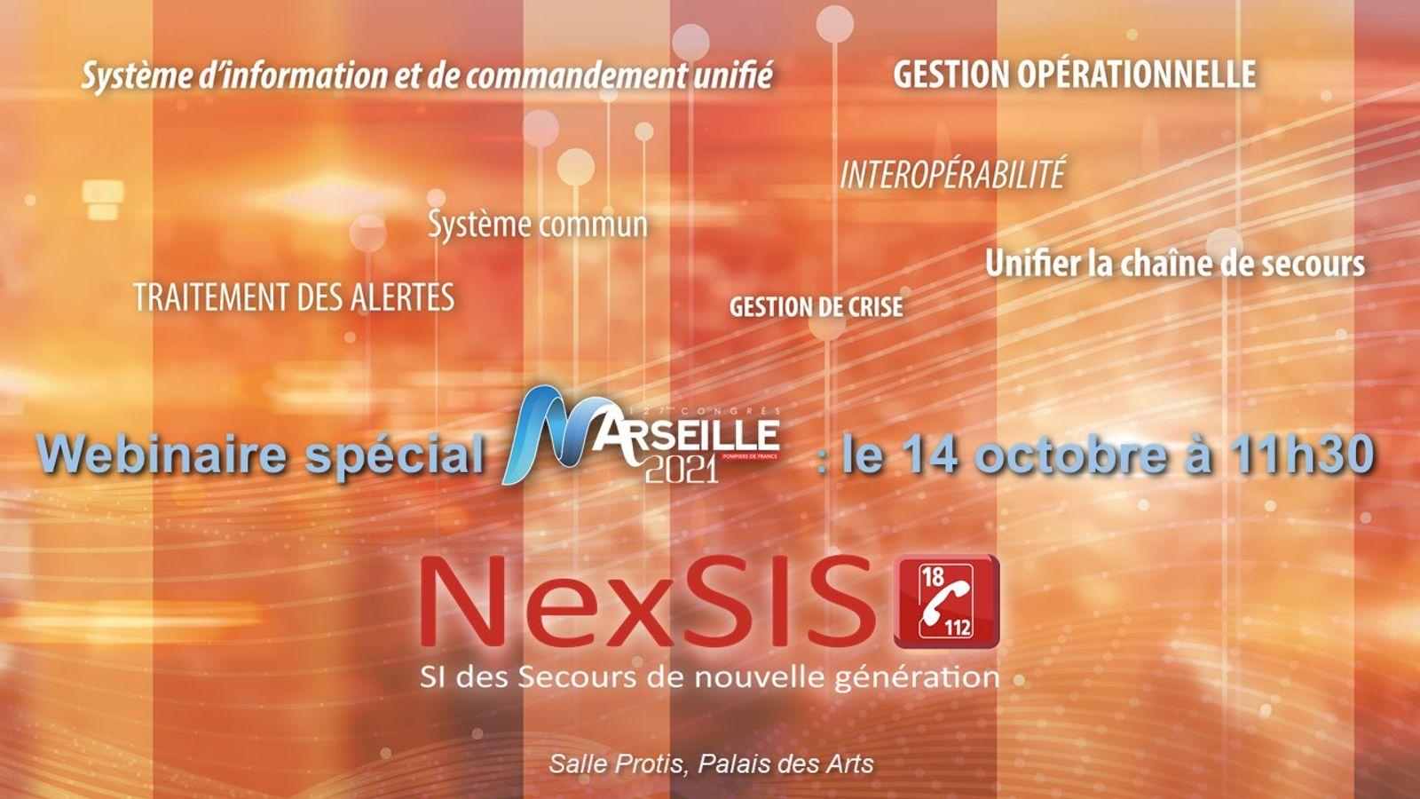 NexSIS 18-112, de la genèse du projet aux premiers déploiements : le débat pour tout comprendre.