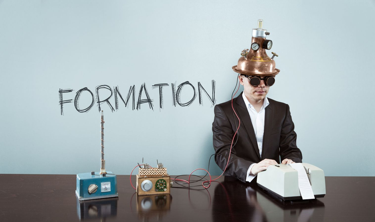 6 domaines pour innover en formation !