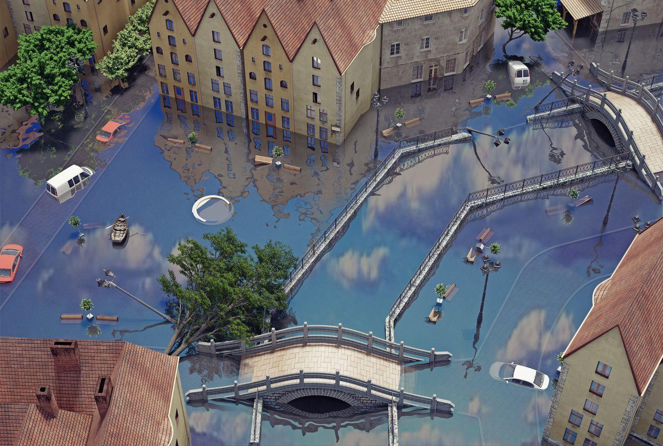 Optimiser sa gestion de crise inondation au niveau local, les enseignements des retours d'éxpérience