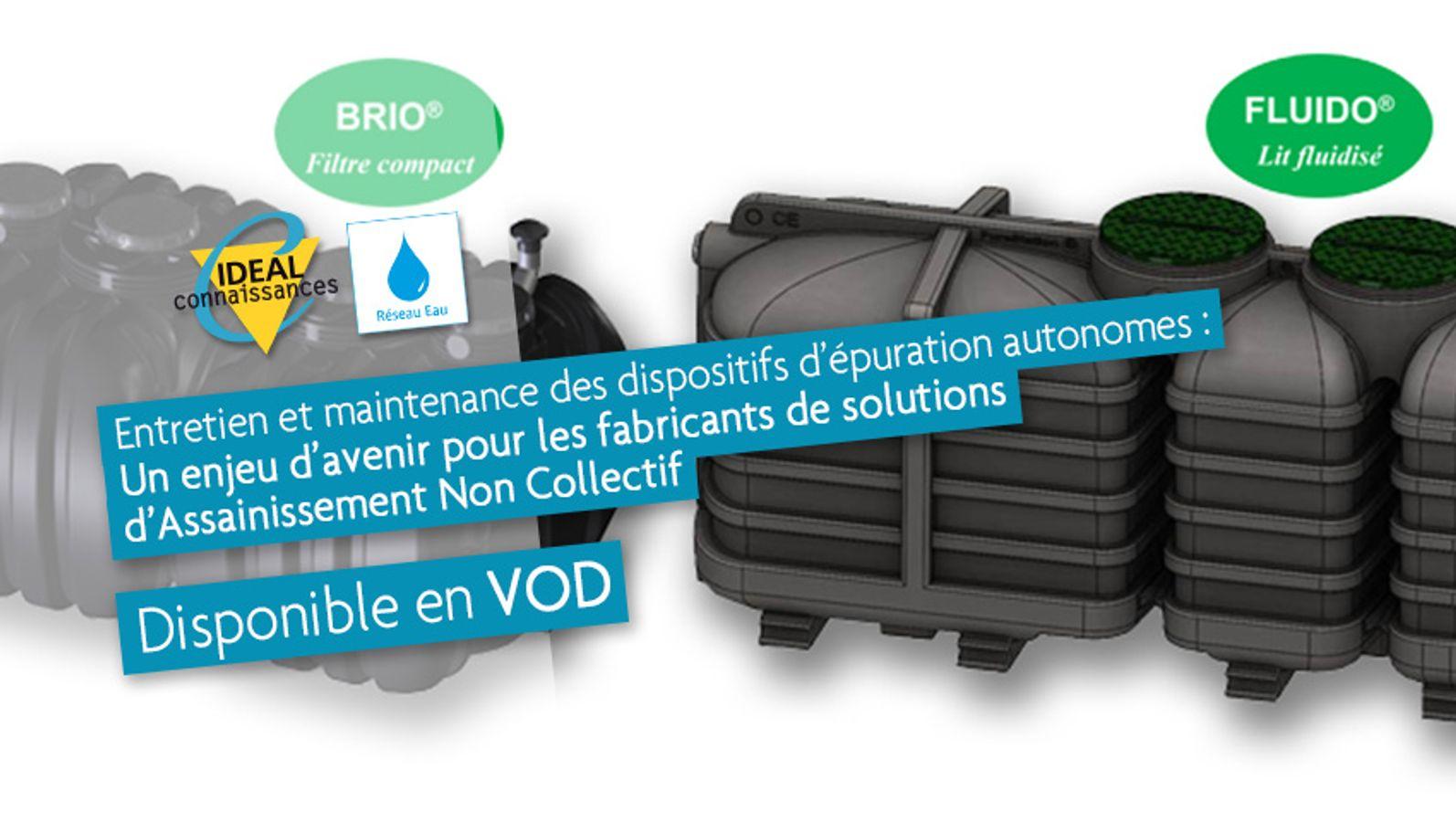 Entretien et maintenance des dispositifs d'épuration autonomes : Un enjeu d'avenir pour les fabricants de solutions d'Assainissement Non Collectif