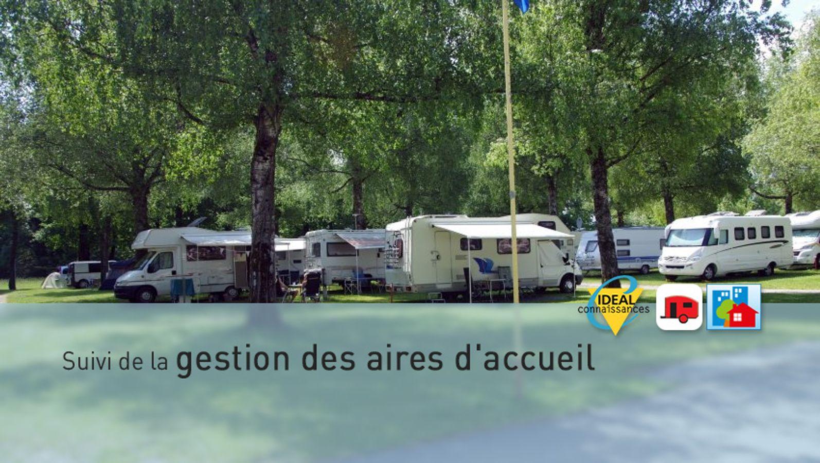 Retour d'expérience de la Roche-sur-Yon et méthodologie juridique pour la gestion des aires d'accueil