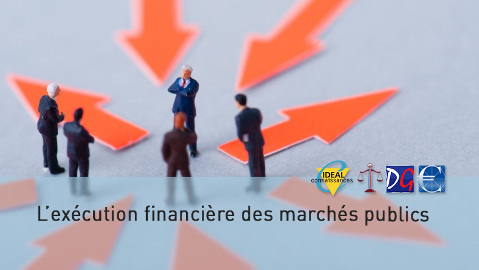 L'exécution financière des marchés publics