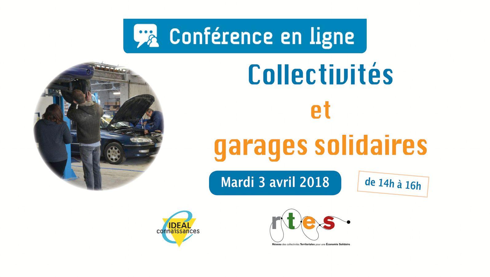 Collectivités & garages solidaires