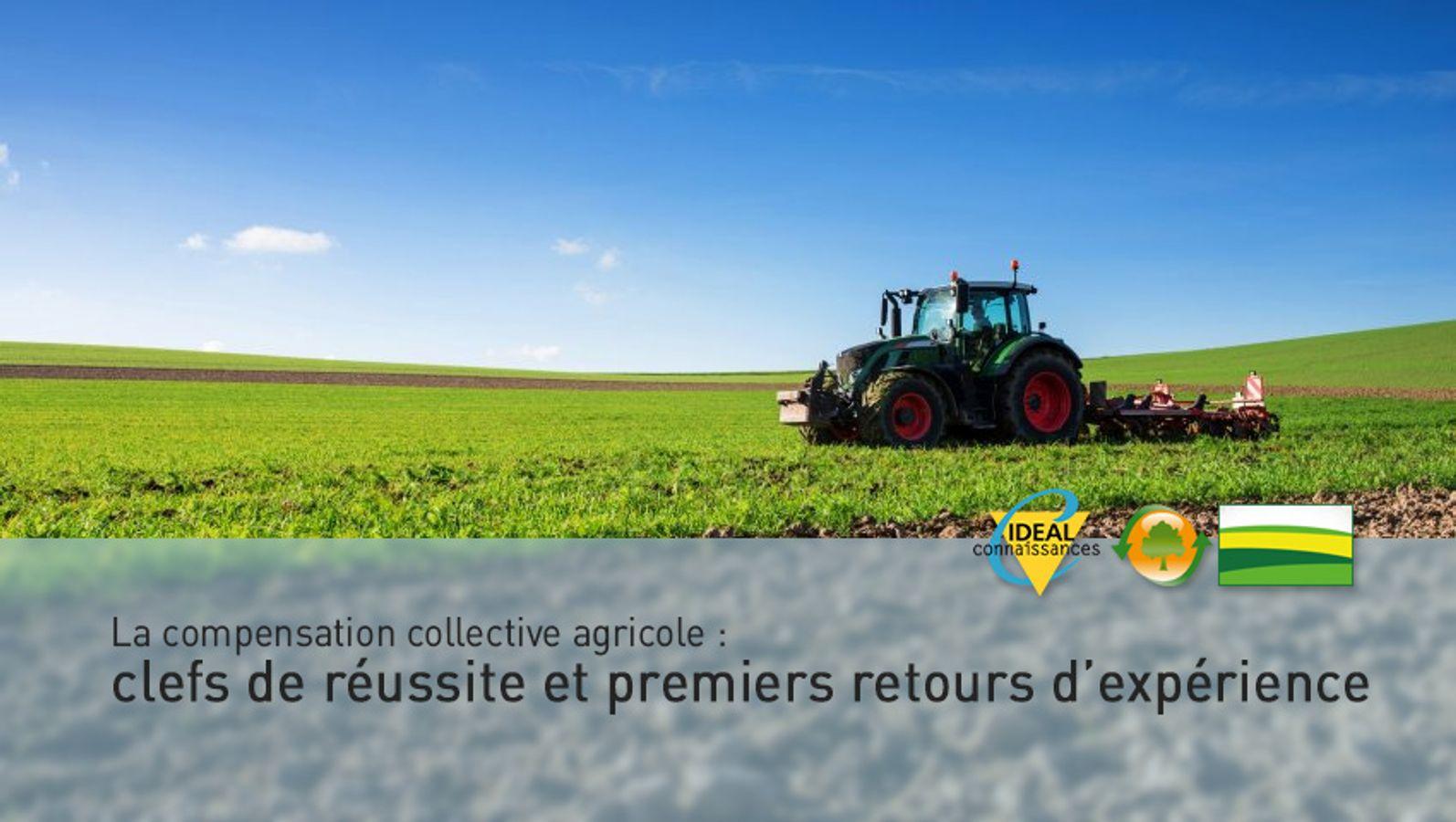 La compensation collective agricole : clefs de réussite et premiers retours d'expérience.