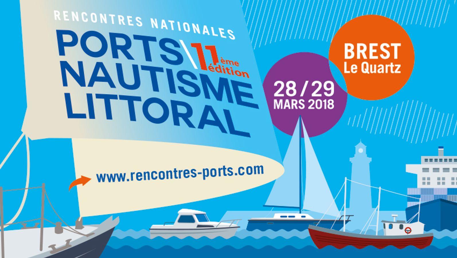 Retrouvez les vidéos et supports de présentations des 11èmes Rencontres Nationales Ports, Nautisme, Littoral