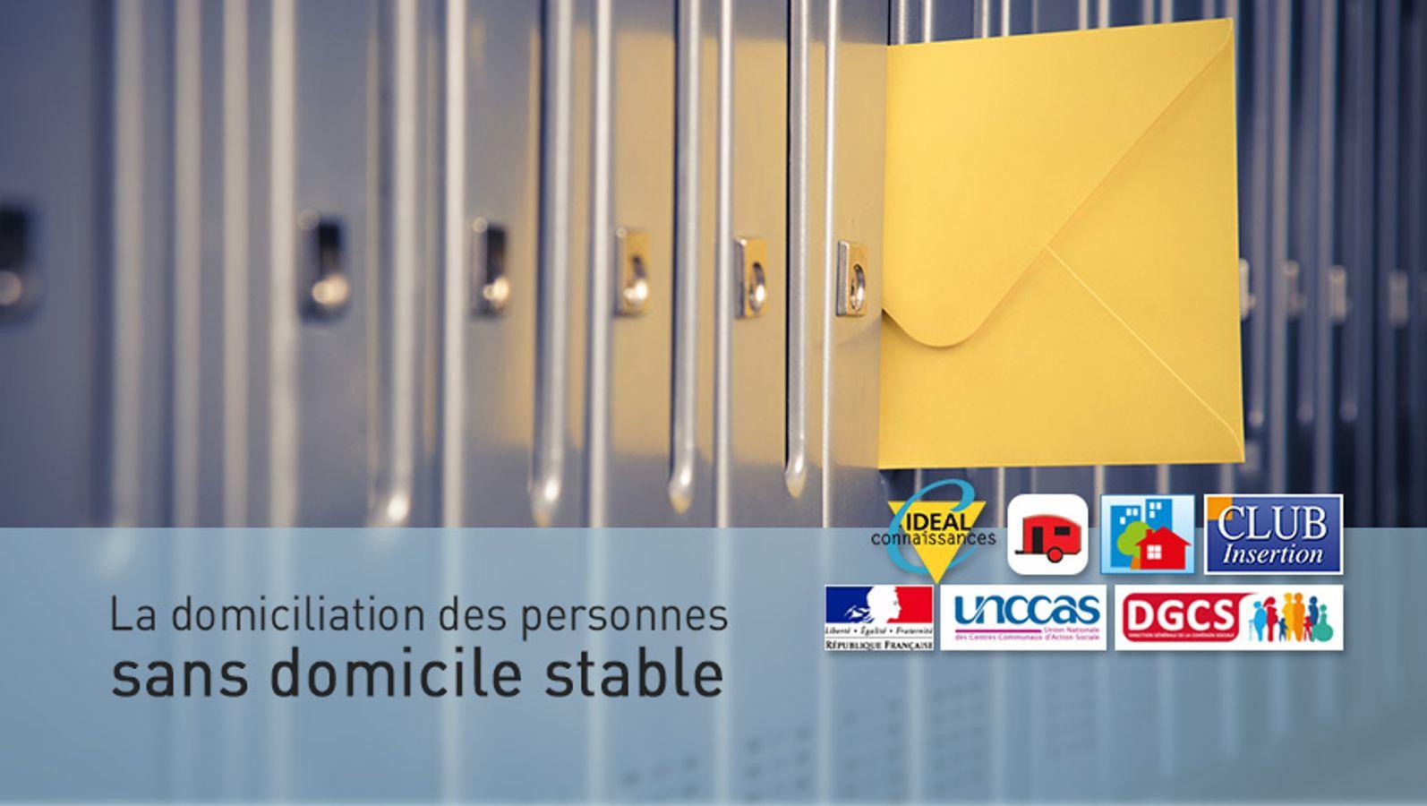 LA DOMICILIATION DES PERSONNES SANS DOMICILE STABLE