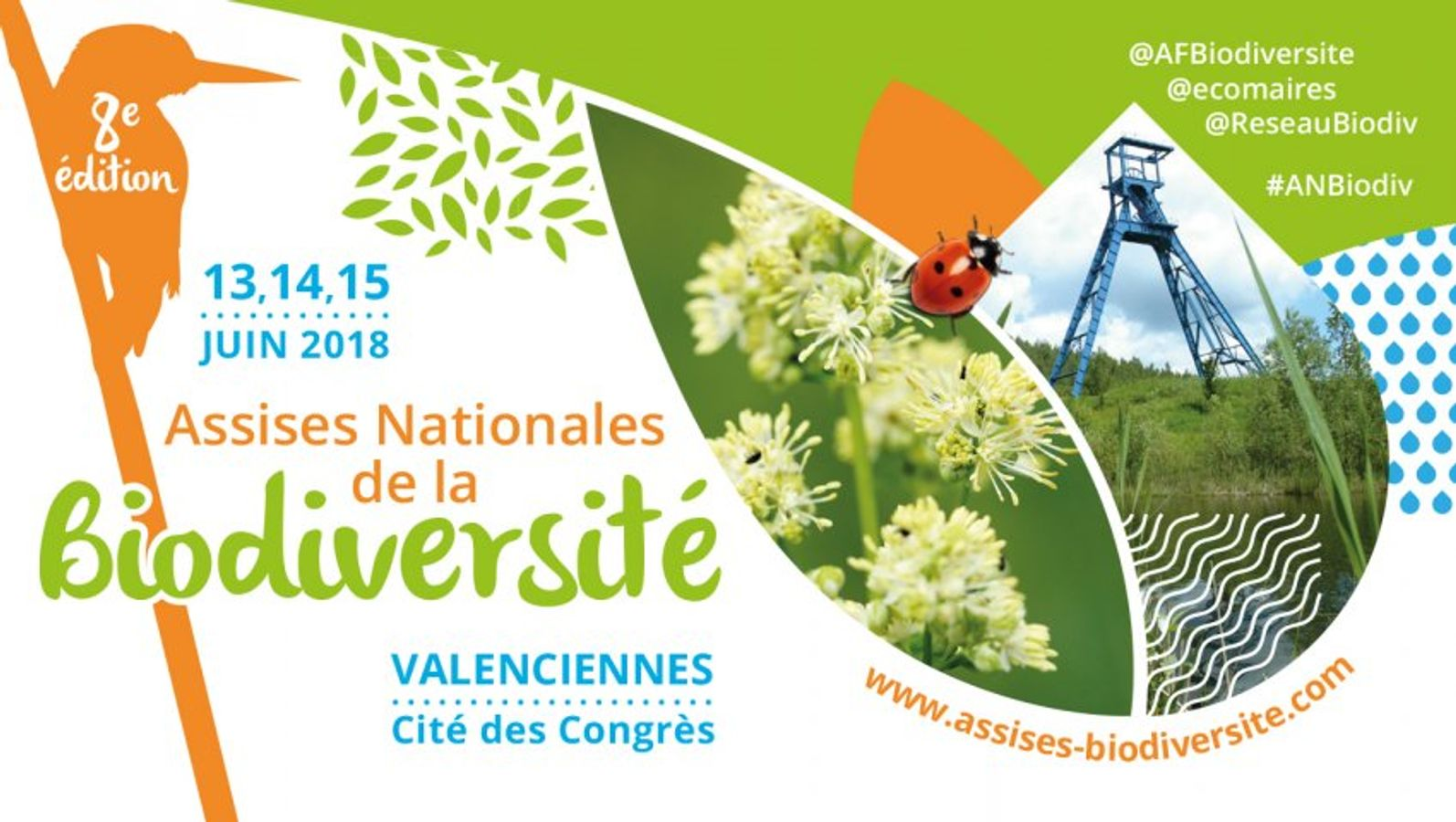 [ANB 2018] Plénière d'ouverture : Parole aux territoires des Hauts-de-France