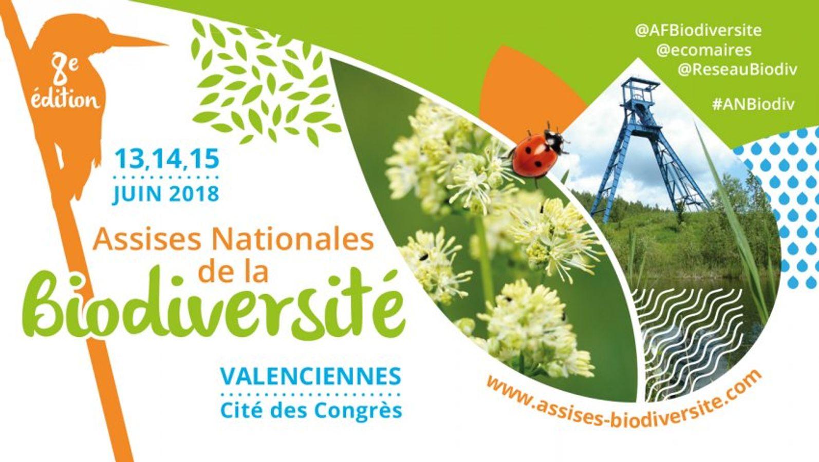 [ANB 2018] Plénière d'ouverture : Parole aux professionnels de la Biodiversité