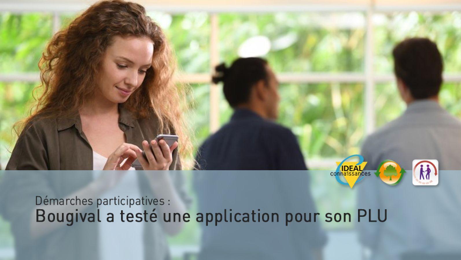 Démarches participatives : Bougival a testé une application pour son PLU