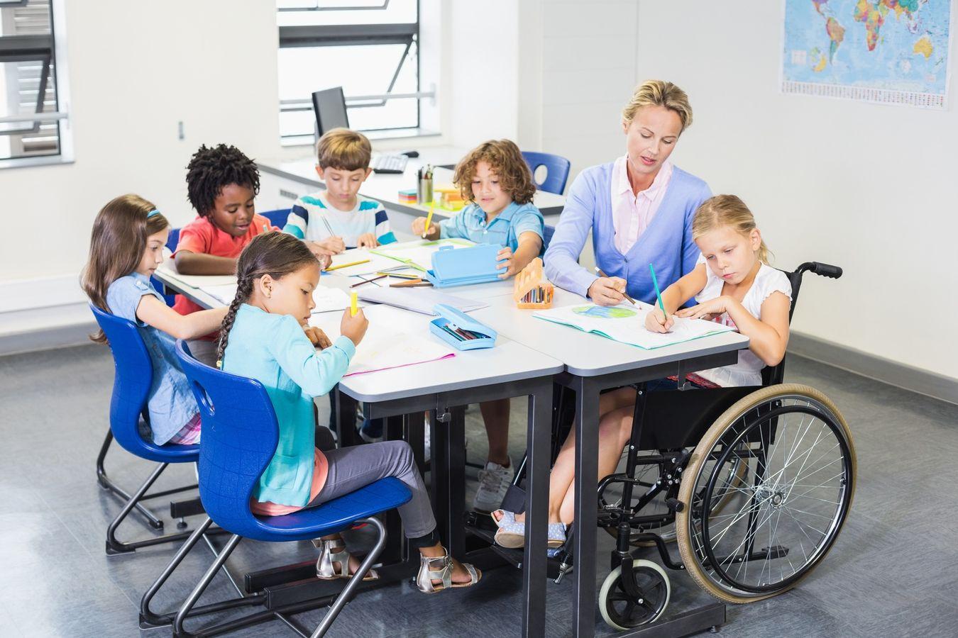 Accueillir un enfant en situation de handicap à l'école