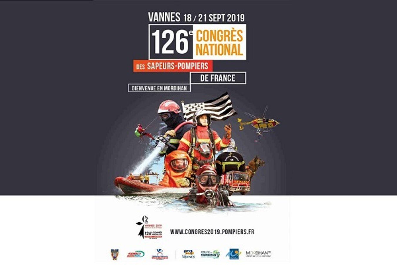 Congrès National des Sapeurs Pompiers de France 2019