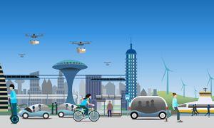 Mobilités durables: Recréer des proximités & réduire les trajets!