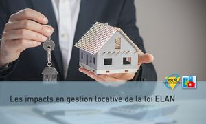 Les impacts en gestion locative de la loi ELAN